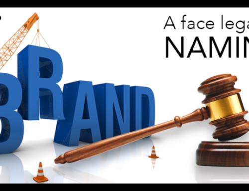 A face legal do Naming